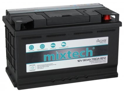 Autobaterie MIXTECH EMX MT90, 90Ah, 12V