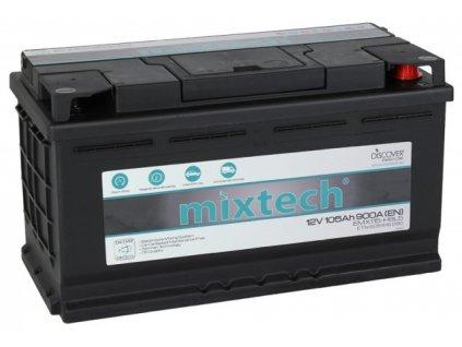 Autobaterie MIXTECH EMX MT105, 105Ah, 12V