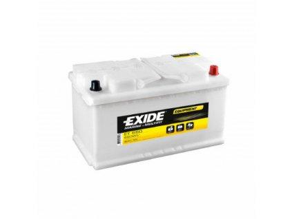Baterie EXIDE EQUIPMENT 80Ah, 12V, ET550 (ET 550)