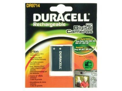 Duracell DR9714, 3,6 V 1020 mAh, Lithium ion