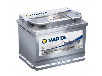 Trakční baterie Varta Professional Dual Purpose AGM 840 060 068, 12V - 60Ah, LA60