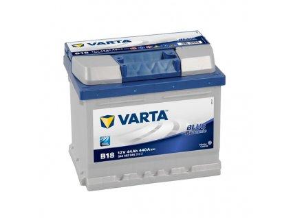Autobaterie VARTA BLUE Dynamic 44Ah, 12V, B18