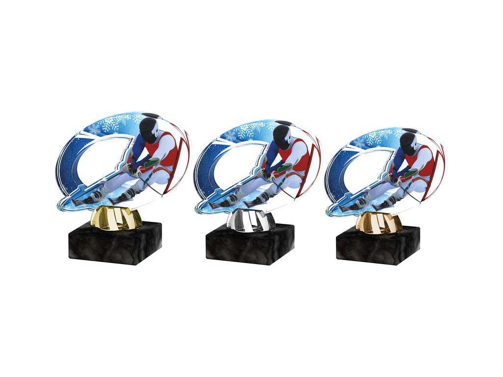 Acrylic trophy ACLS2002M3