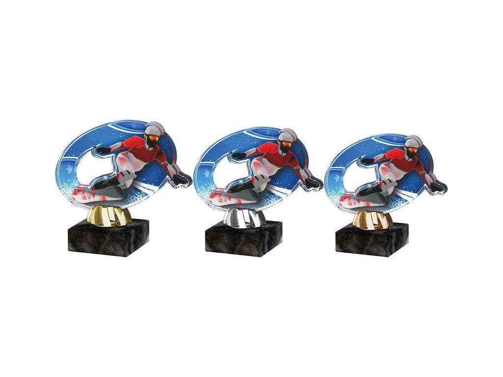 Acrylic trophy ACLS2002M5
