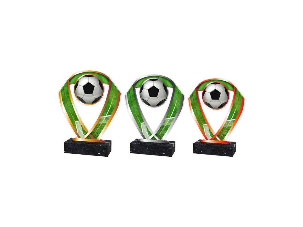 Acrylic trophy ACR001M1