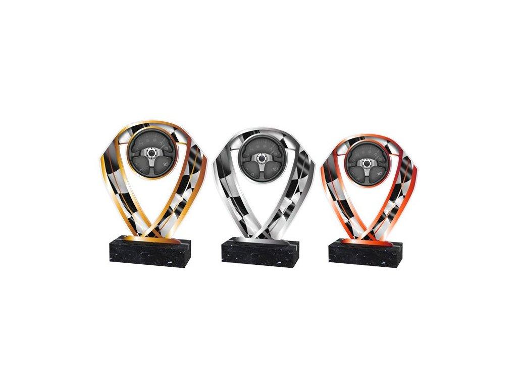 Acrylic trophy ACR001M12