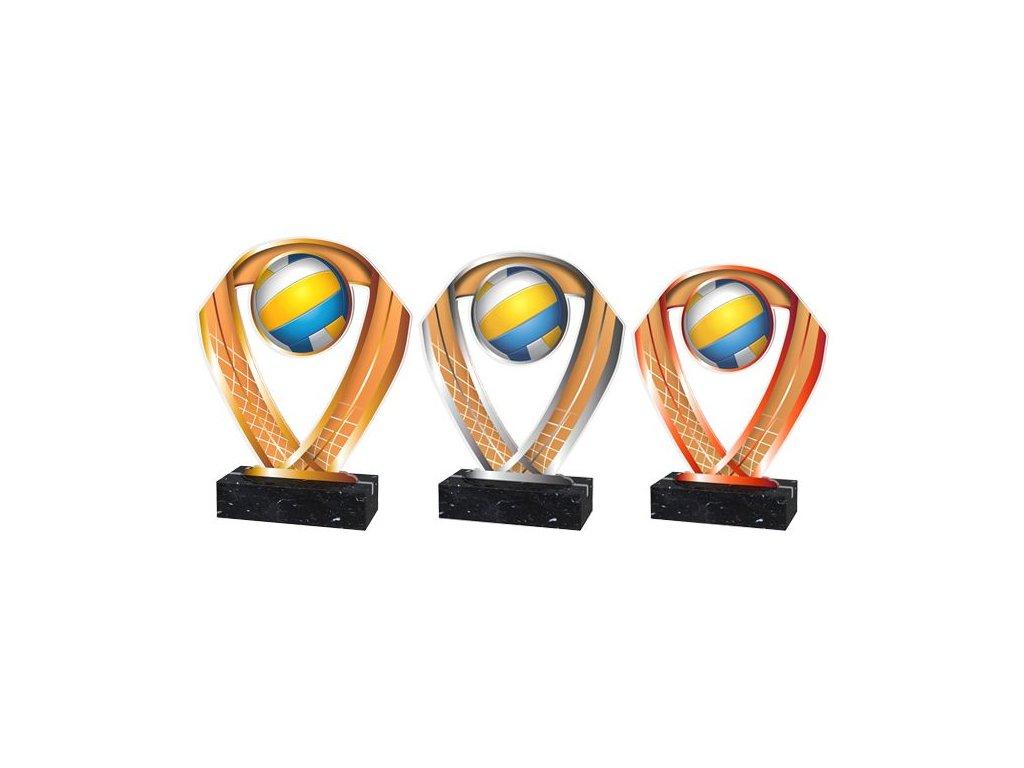 Acrylic trophy ACR001M13