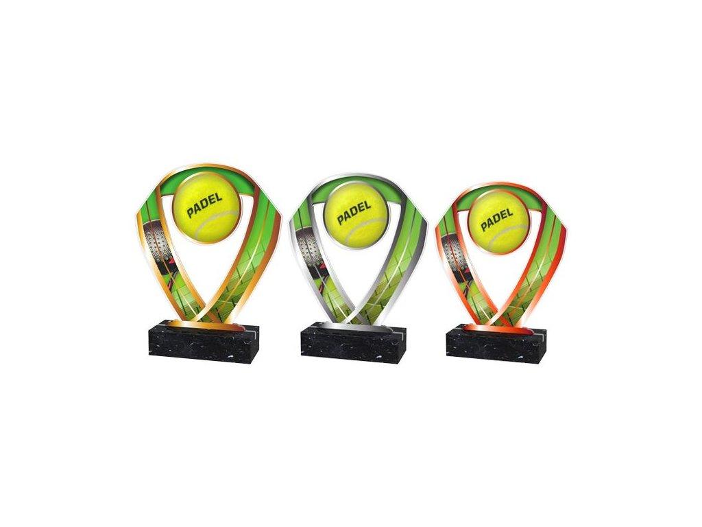 Acrylic trophy ACR001M15