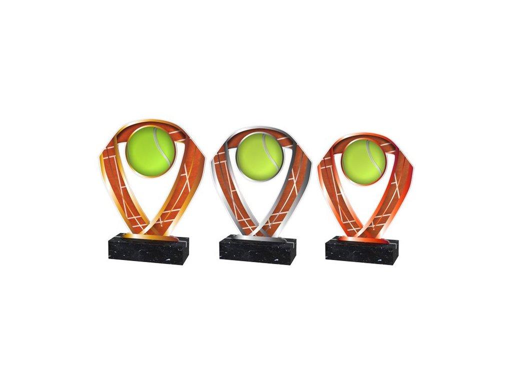 Acrylic trophy ACR001M2