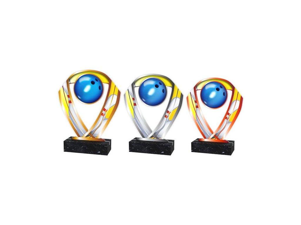 Acrylic trophy ACR001M4