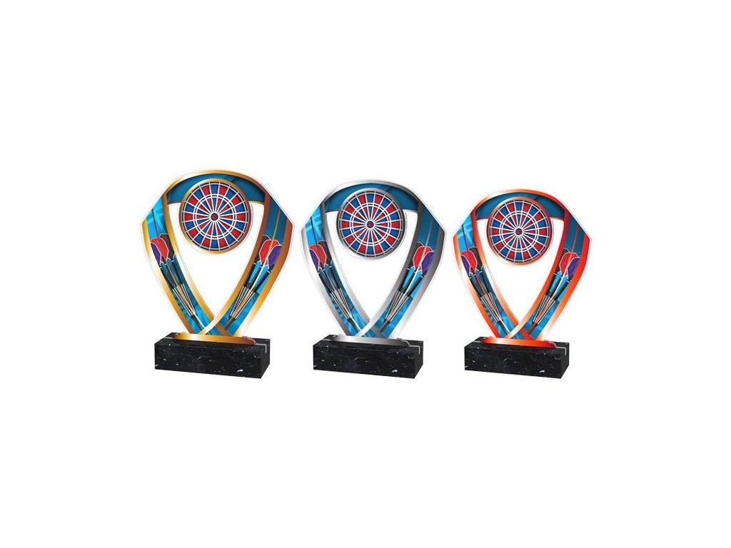 Acrylic trophy ACR001M6