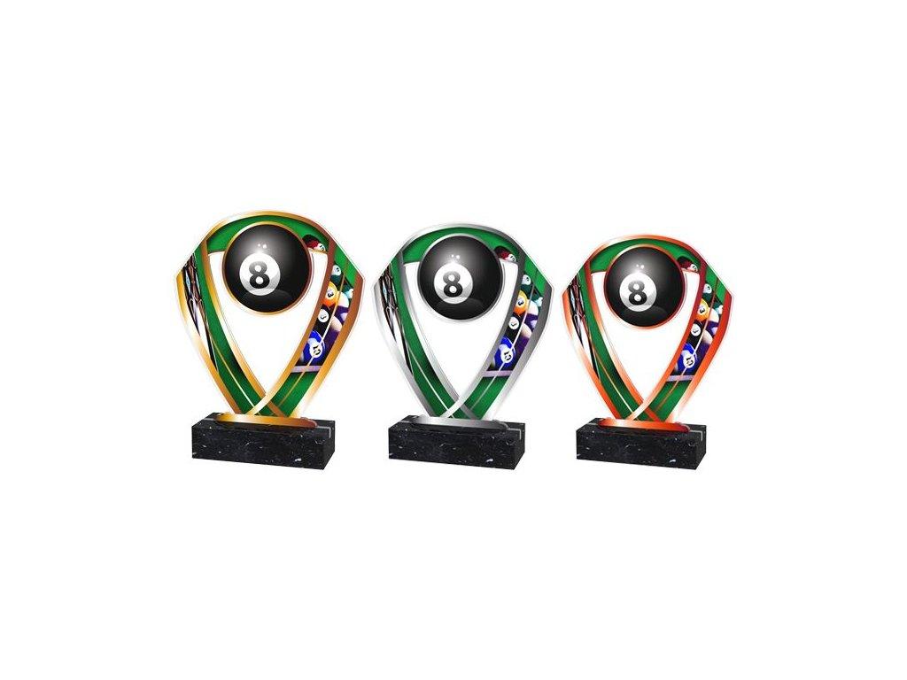 Acrylic trophy ACR001M7