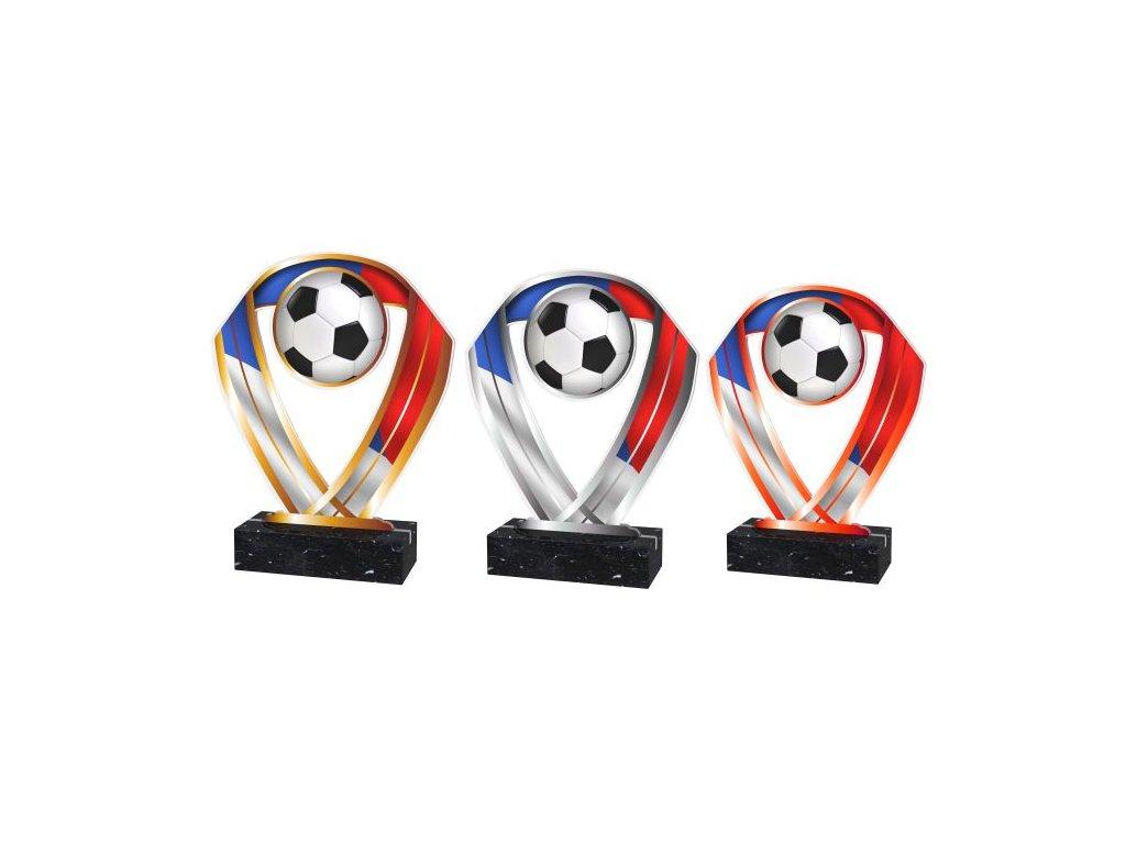 Acrylic trophy ACR001M73