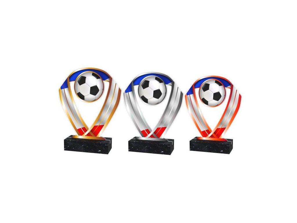Acrylic trophy ACR001M76