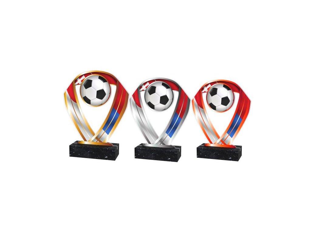 Acrylic trophy ACR001M78
