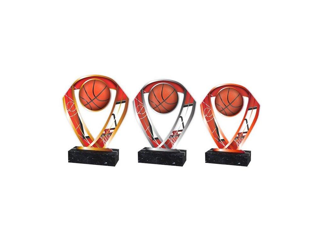 Acrylic trophy ACR001M8