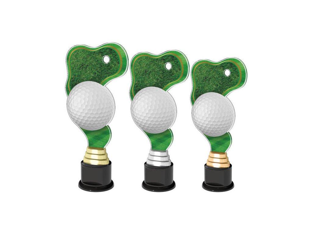 Acrylic  trophy ACTC0013
