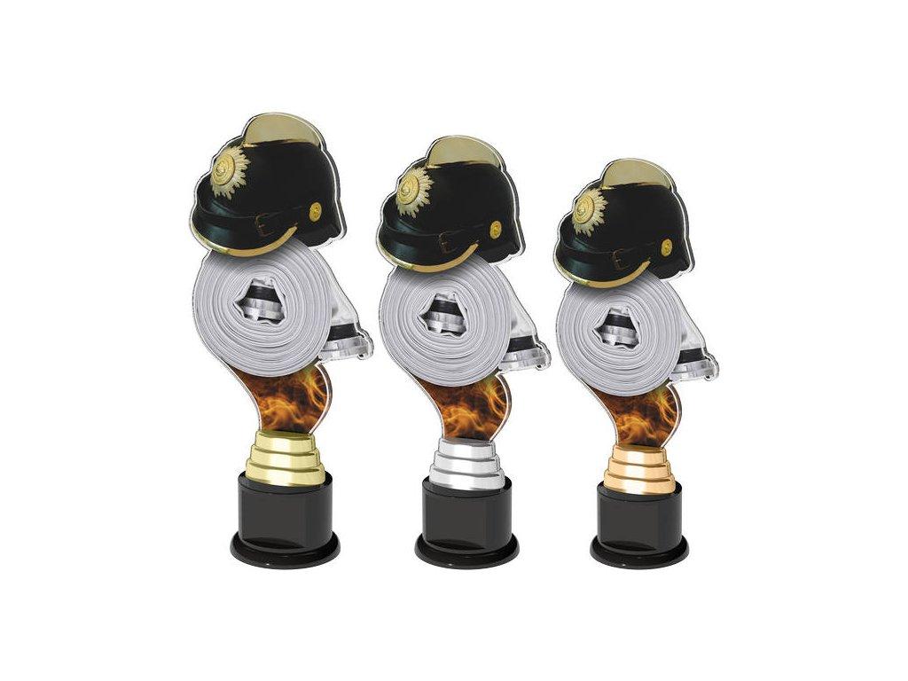 Acrylic  trophy ACTC0016
