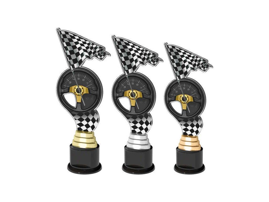 Acrylic  trophy ACTC0020