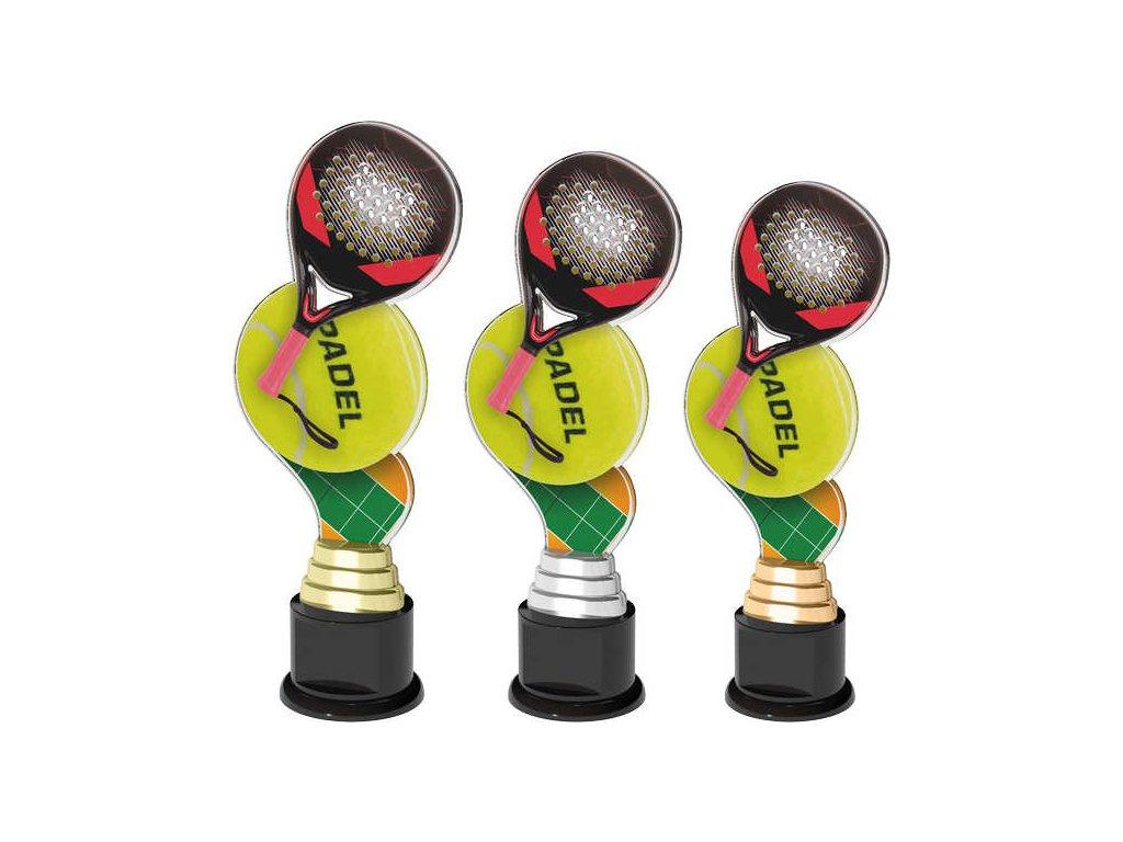 Acrylic trophy ACTC0021