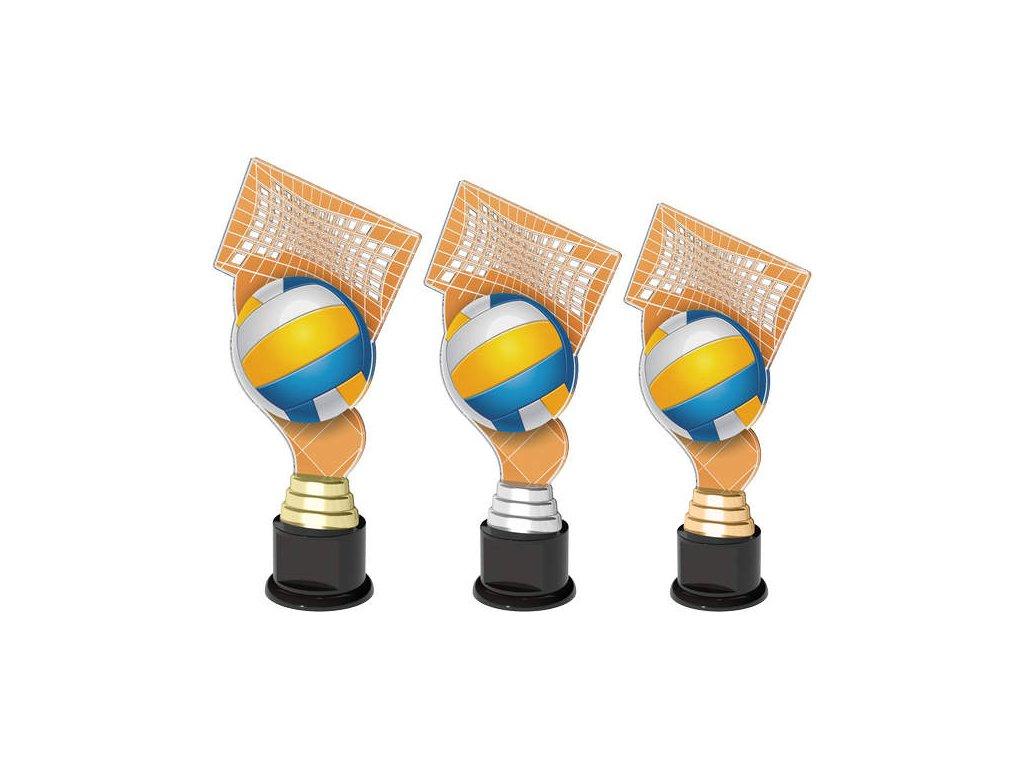 Acrylic  trophy ACTC0023