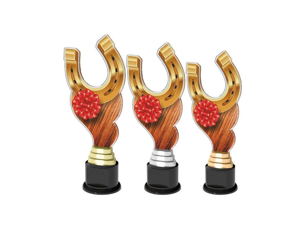 Acrylic  trophy ACTC0024