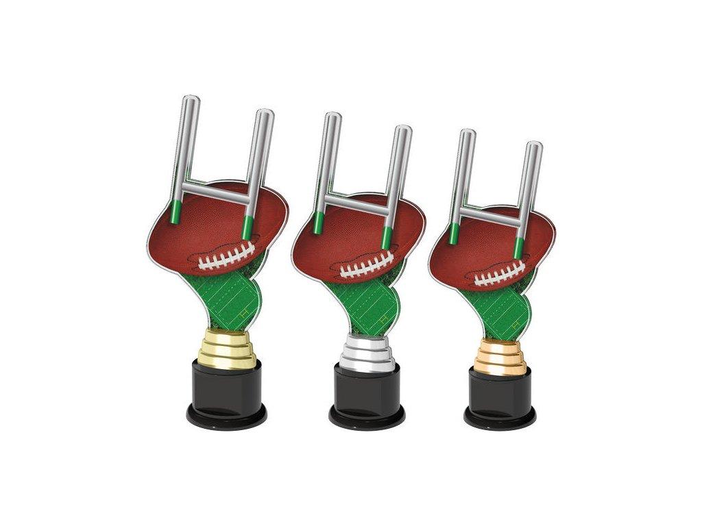 Acrylic trophy ACTC0026