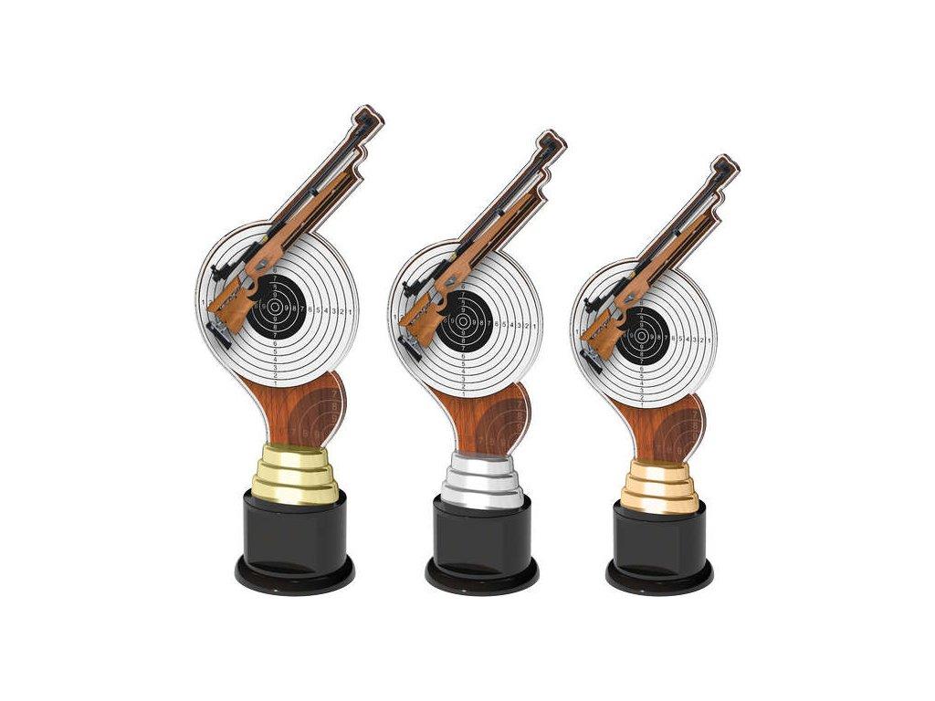 Acrylic  trophy ACTC0031