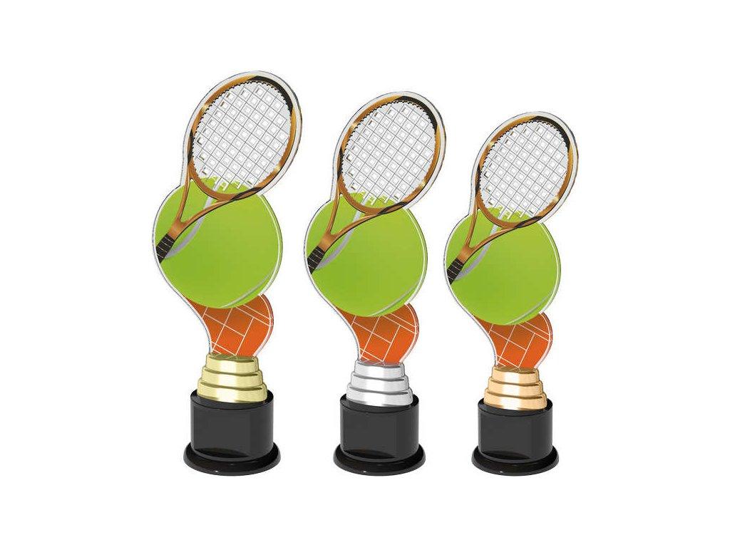 Acrylic trophy ACTC0033