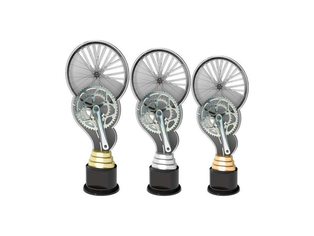 Acrylic trophy ACTC0006
