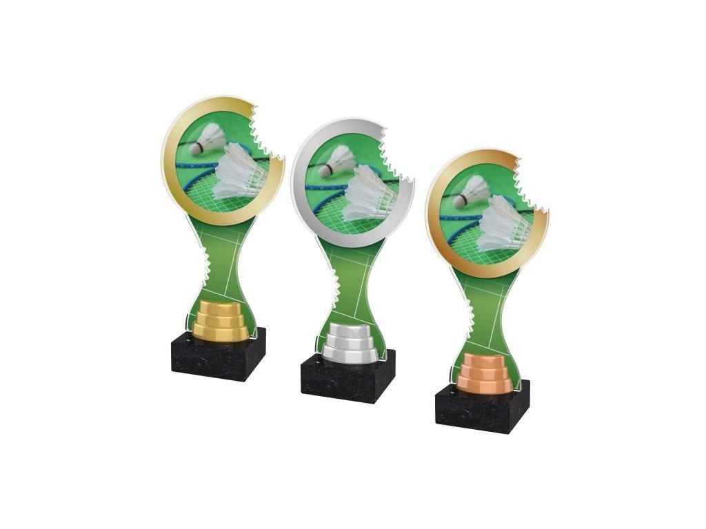 Acrylic trophy ACBTM10
