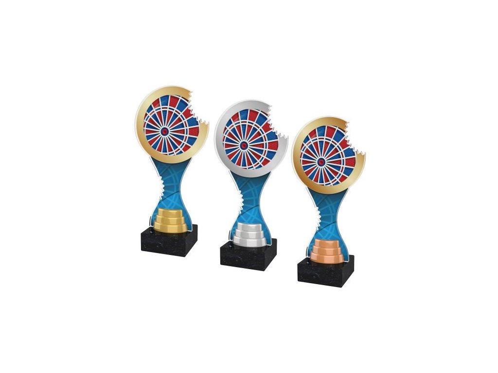 Acrylic trophy ACBTM11