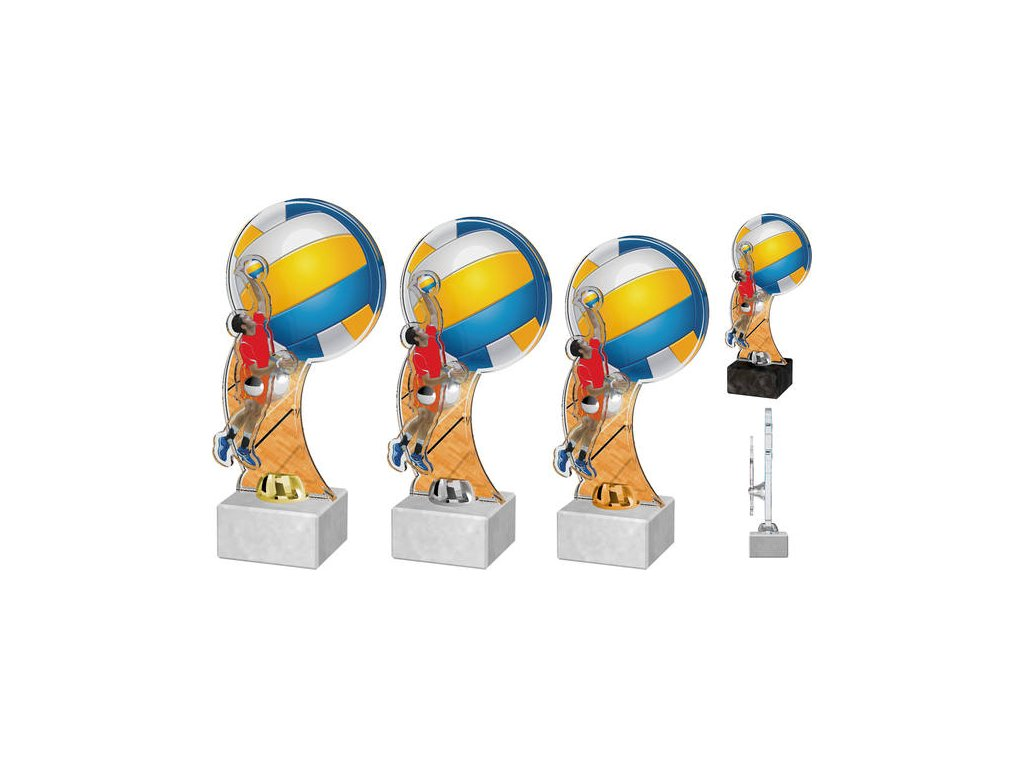 Acrylic  trophy ACTD0019M2
