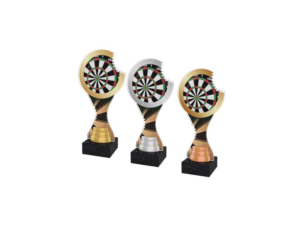 Acrylic trophy ACBTM12