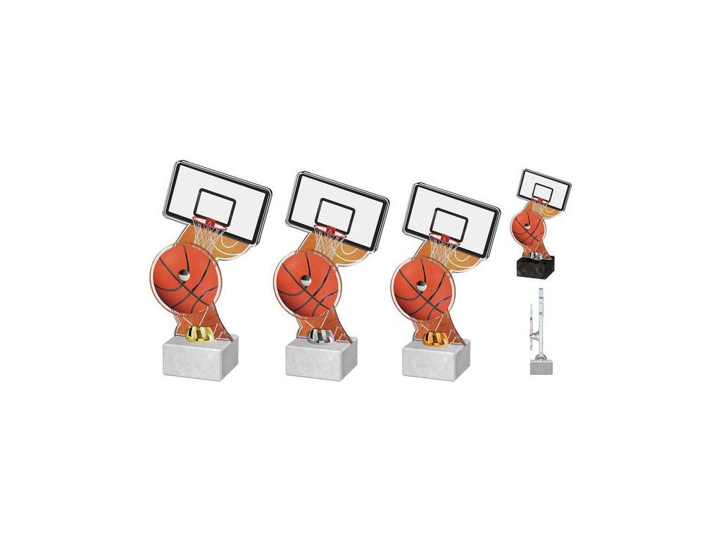 Acrylic  trophy ACTD0028M3