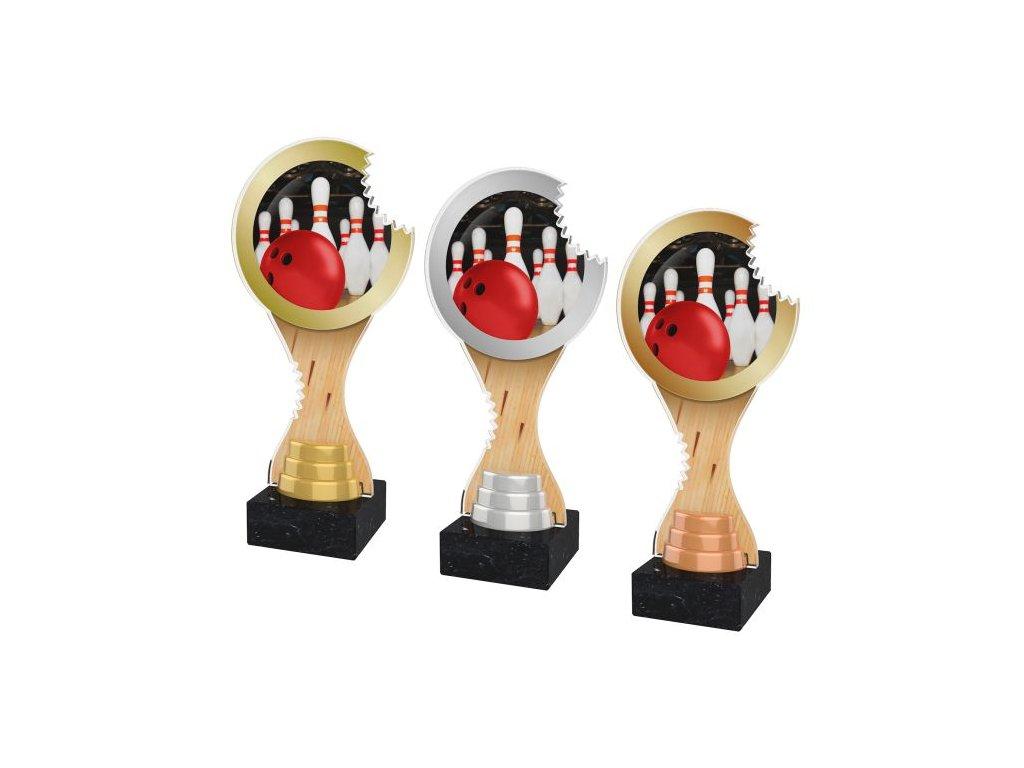 Acrylic trophy ACBTM14