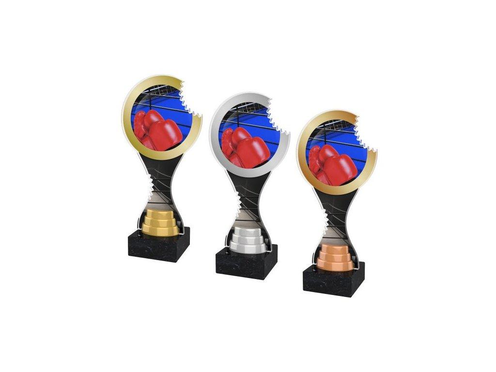 Acrylic trophy ACBTM15
