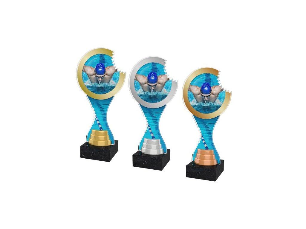 Acrylic trophy ACBTM19
