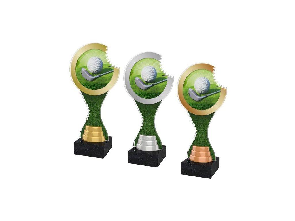 Acrylic trophy ACBTM02