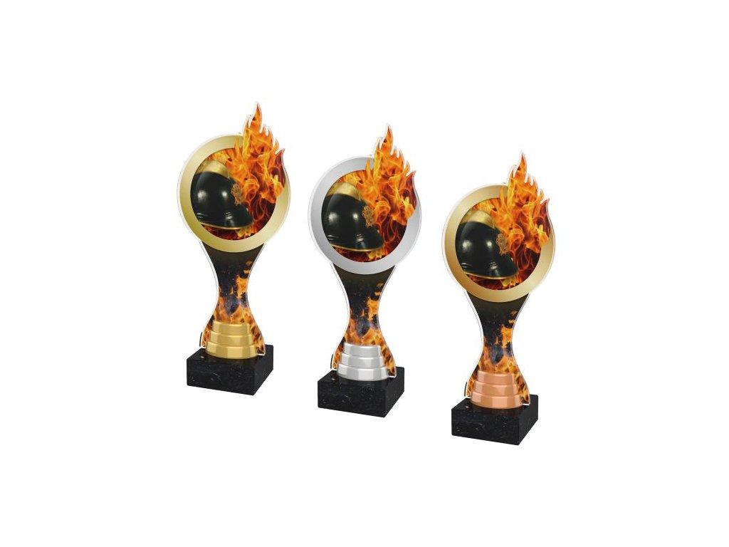 Acrylic trophy ACBTM21