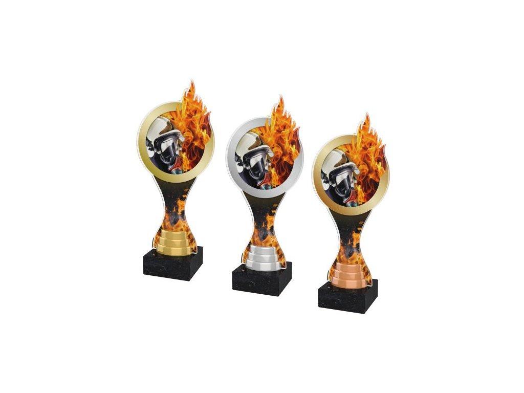 Acrylic trophy ACBTM22