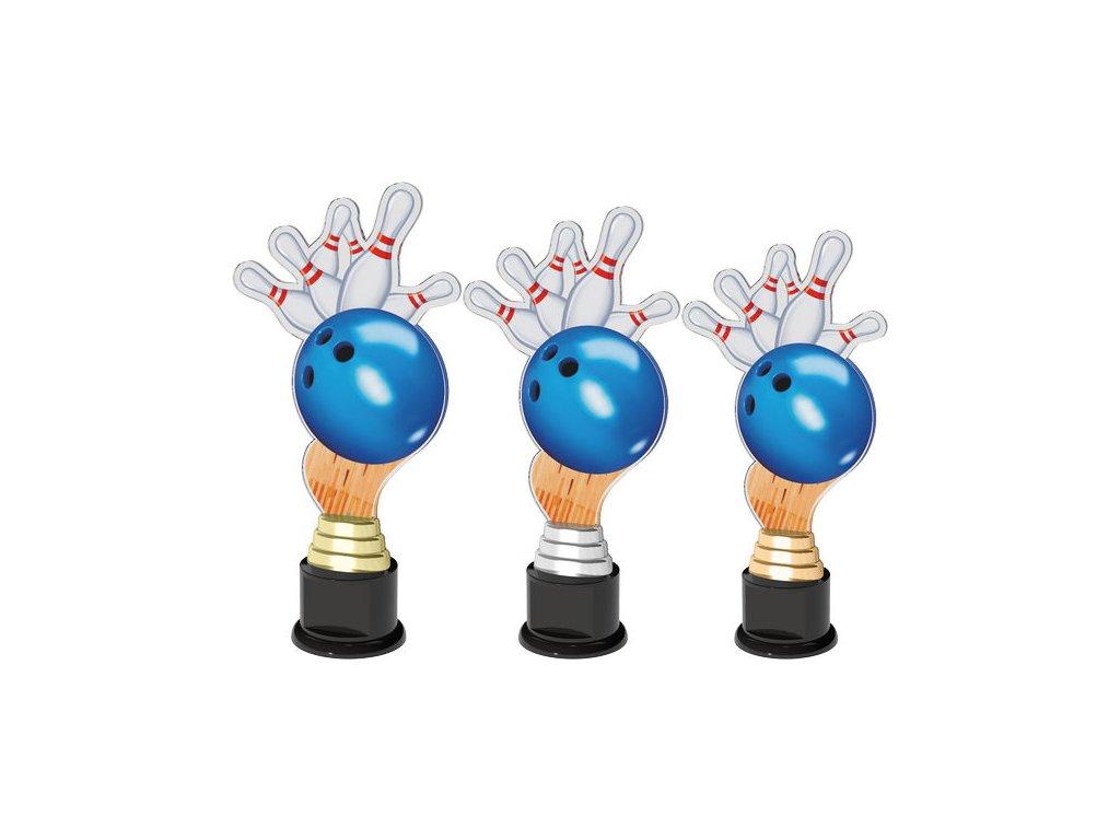 Acrylic  trophy ACTK0003