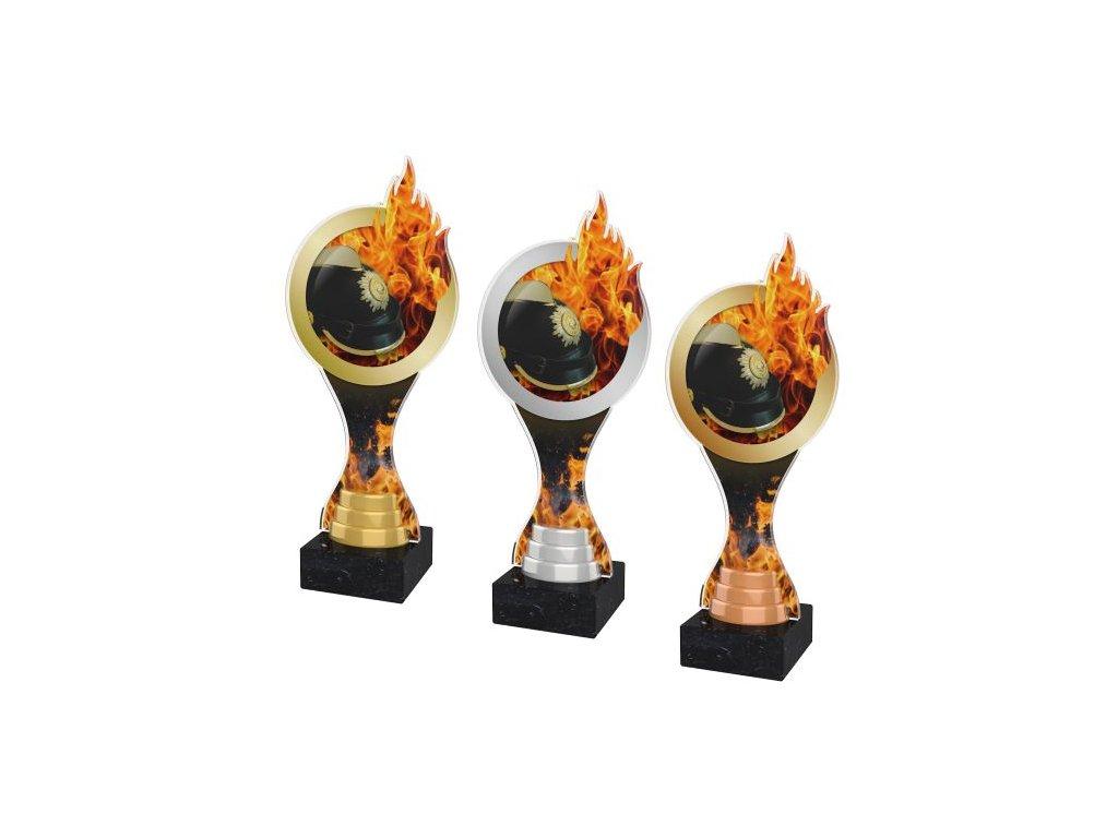 Acrylic trophy ACBTM23