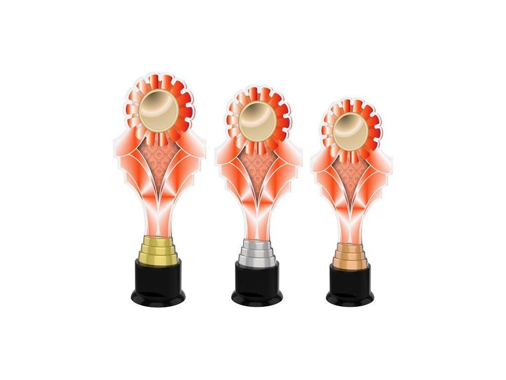 Acrylic trophy ACTKC0012