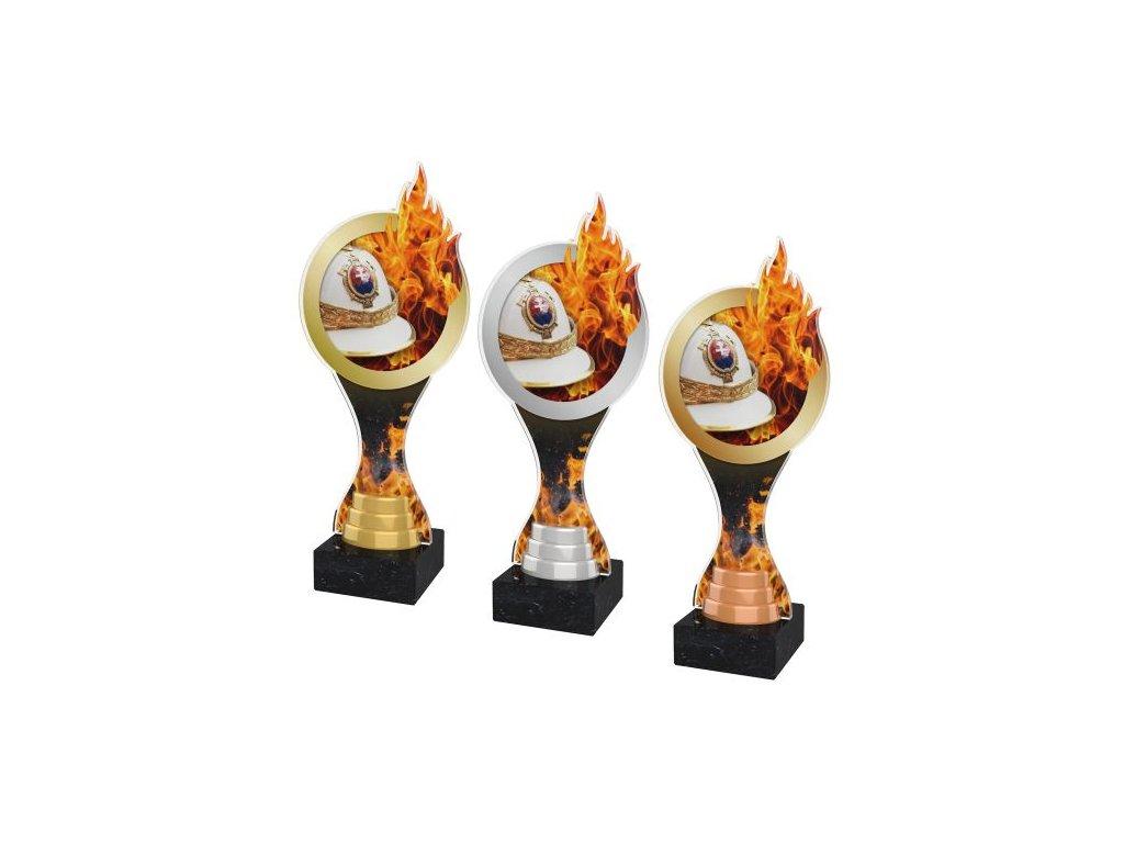 Acrylic trophy ACBTM24