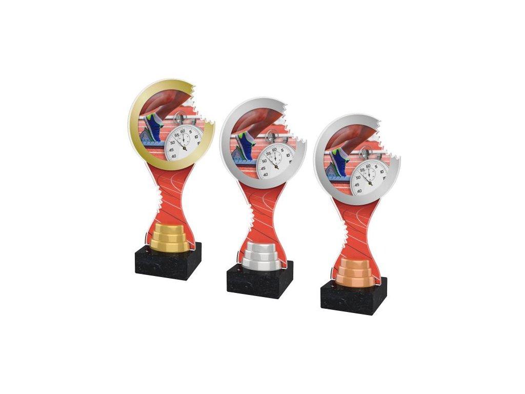 Acrylic trophy ACBTM25