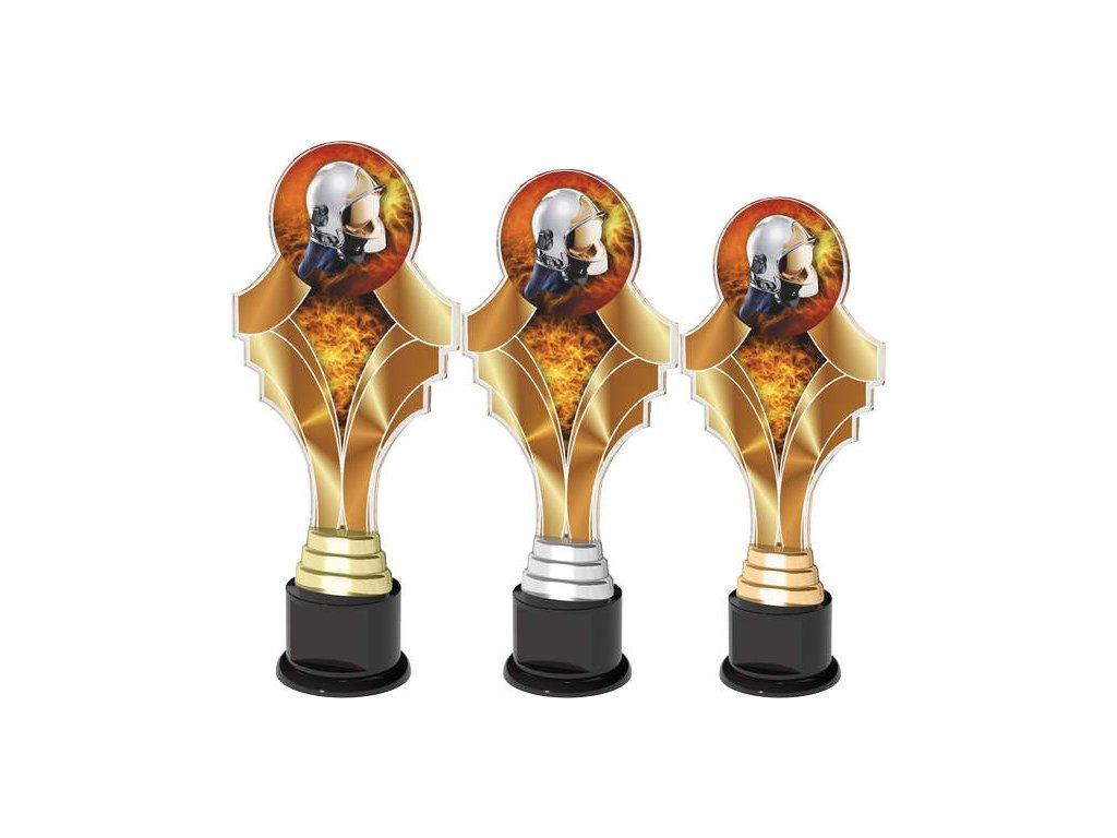 Acrylic trophy ACTKH03