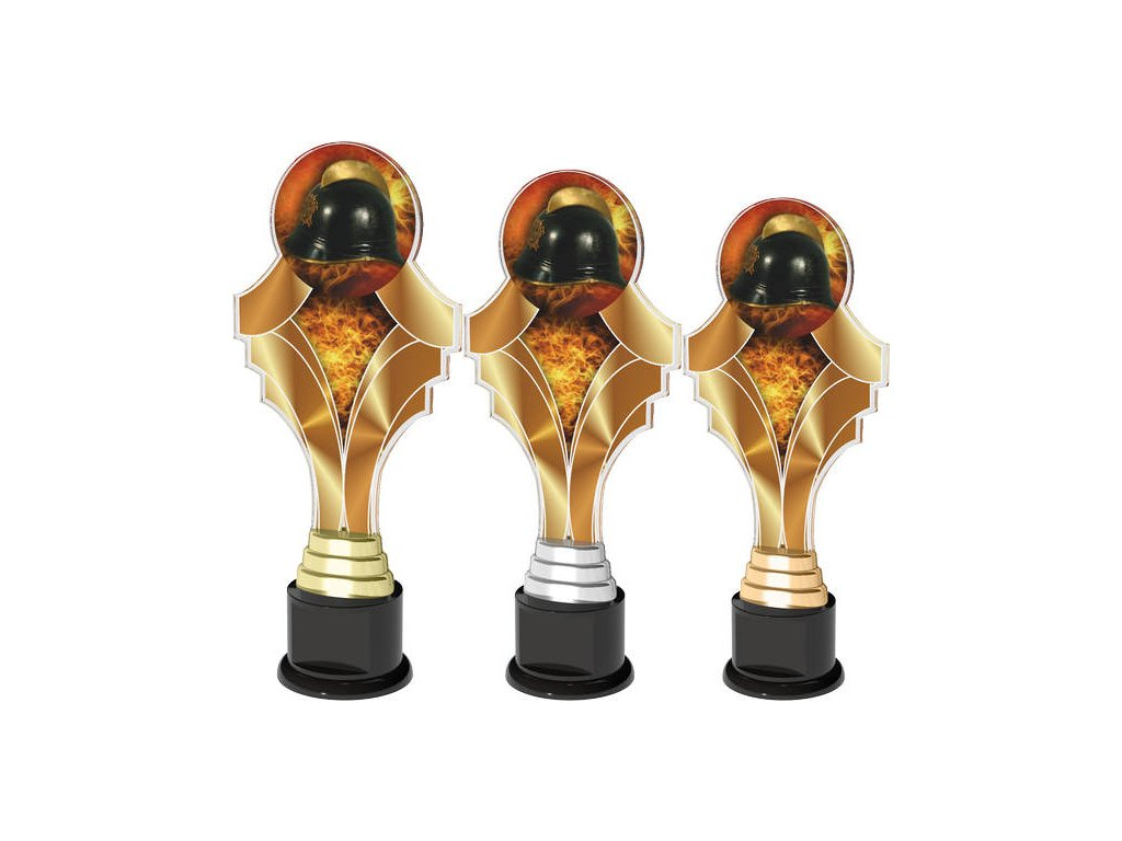 Acrylic trophy ACTKH04