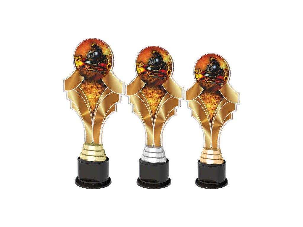 Acrylic trophy ACTKH05