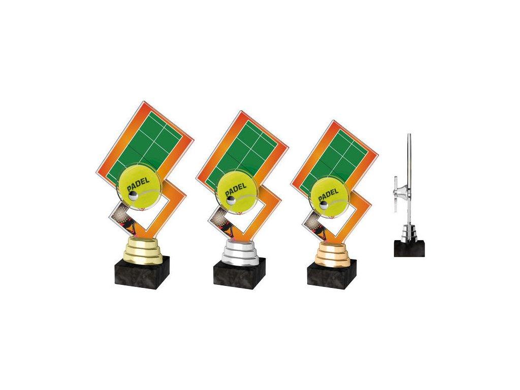 Acrylic trophy ACTR0017